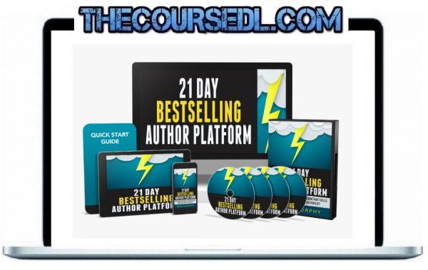 21 Day Bestselling Author Platform