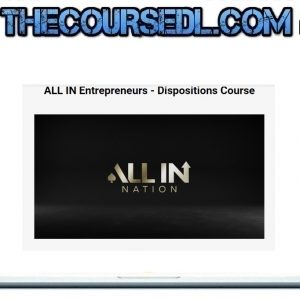 ALL IN Entrepreneurs - Dispositions Course