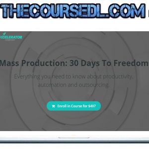 Bradley - Mass Production - 30 Days To Freedom