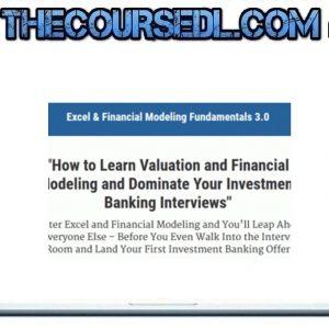 Brian DeChesare - Excel Financial Modeling Fundamentals Course