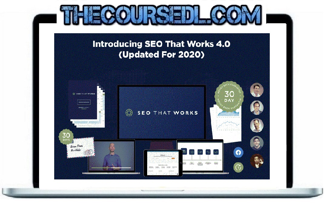 Brian Dean – SEO That Works 4.0 (2020)