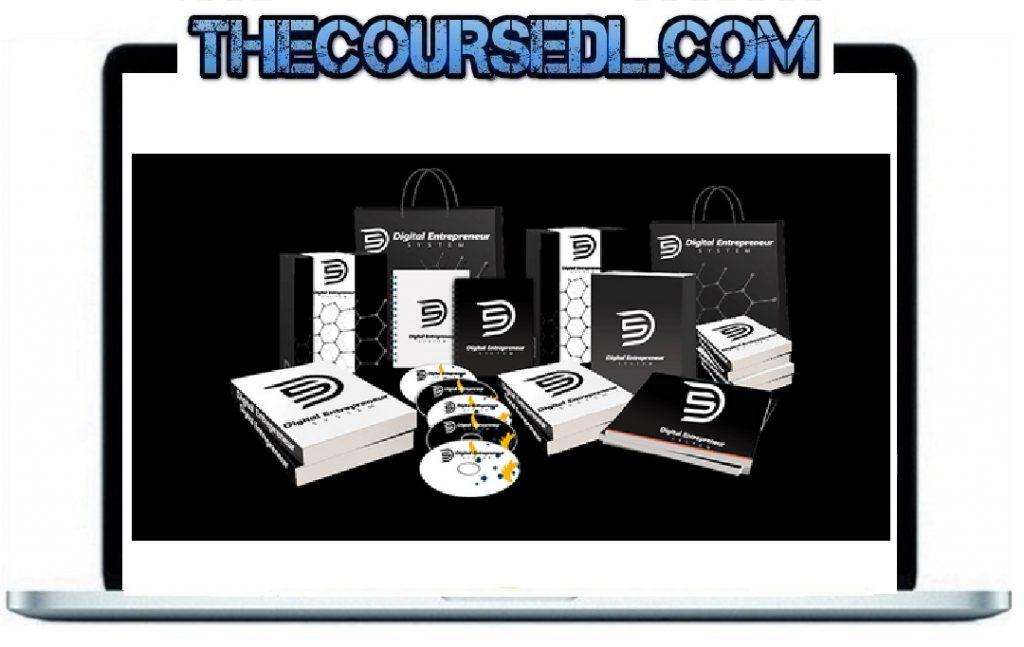 Brian Pfeiffer – Digital Entrepreneur System (DES)™