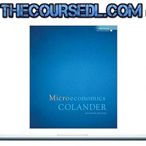 David C. Colander - Microeconomics