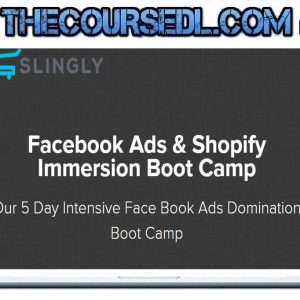 Facebook Ads & Shopify Immersion Boot Camp