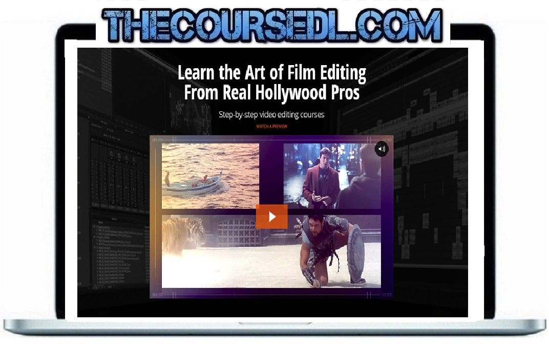 Film Editing Pro – The Art of Action Editing