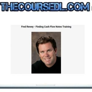Fred Rewey - Finding Cash Flow Notes Training