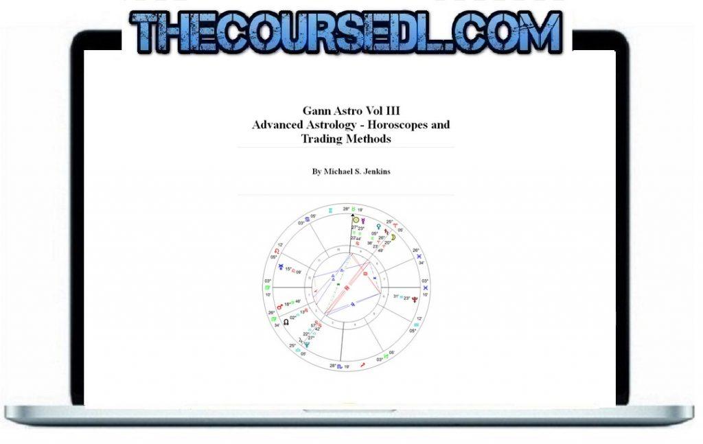 Gann Astro Vol III – Advanced Astrology – Horoscopes and Trading Methods