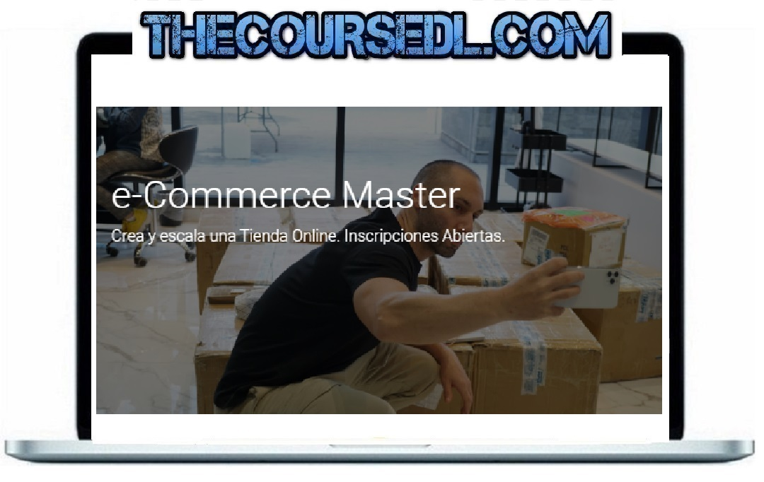 Hermo Benito Ecommerce Master The Coursedl