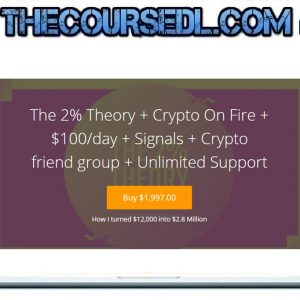 Internetlifeacademy – The 2% Theory + Crypto On Fire
