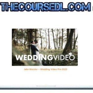 Jake Weisler – Wedding Video Pro 2020