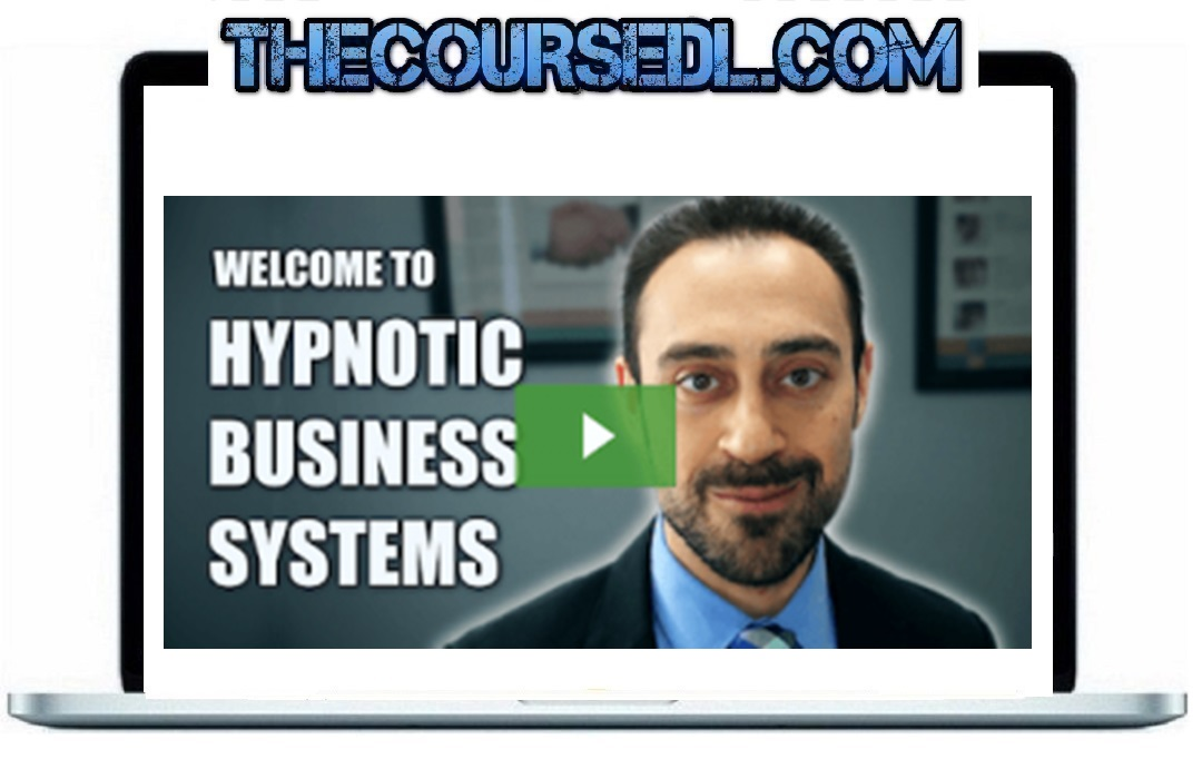 Jason Linett – Hypnotic Workers &#ffcc77; Hypnotic Business Systems