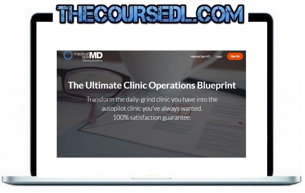 Jeff Barson - The Ultimate Clinic Operations Blueprint