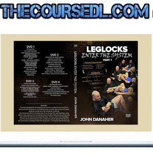 John Danaher – Leglocks Enter The System Remastered