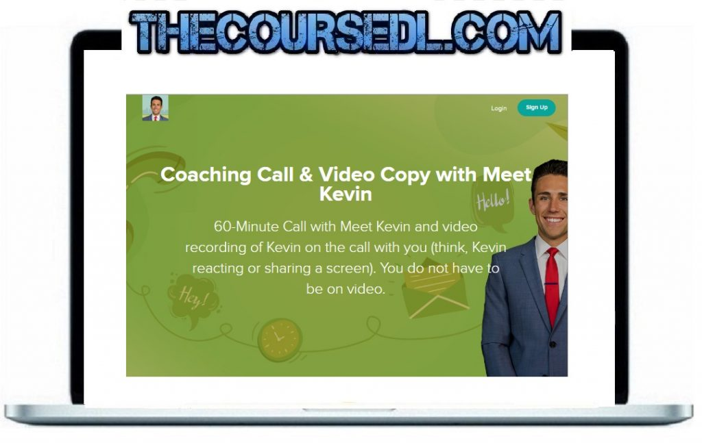 Meet Kevin - Coaching Call & Video Copy with Meet Kevin