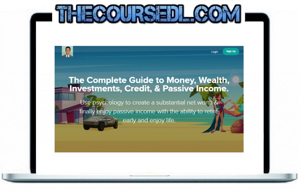 Meet Kevin - The Complete Guide to Money, Wealth, Investments, Credit, & Passive Income.
