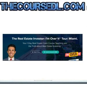 Meet Kevin - The Real Estate Investor I'm Over It® Tour Miami