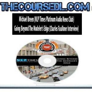 Michael Breen - Going Beyond The Modeler's Edge
