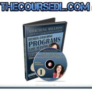 Milana Leshinsky - Creating A Best Selling Coaching Program