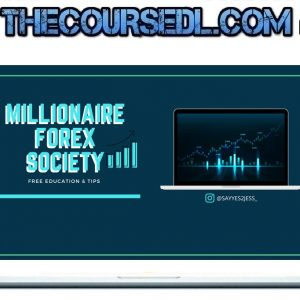 Millionaire Forex Society VIP COURSE