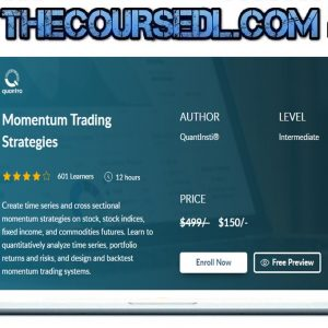 Quantra – Momentum Trading Strategies