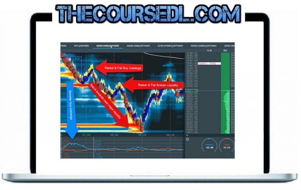 Scott Pulcini - SI (STOP ICEBERG) Indicator Trading Setups and Educational Course 1