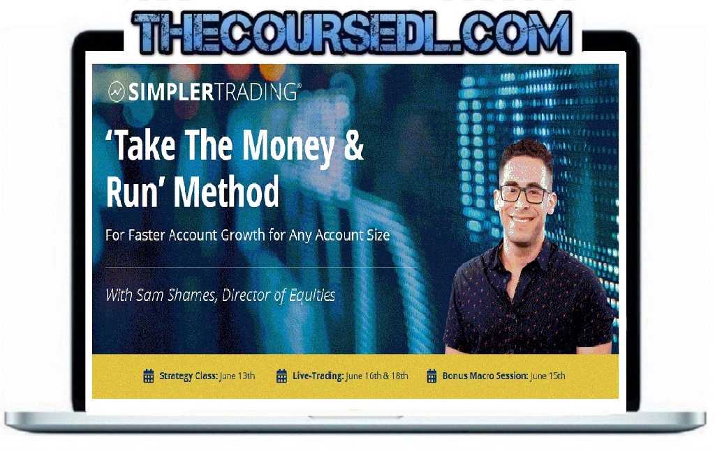 Simplertrading – 'Take The Money & Run' Method For Faster Account Growth for Any Account Size (PRO PACKAGE)