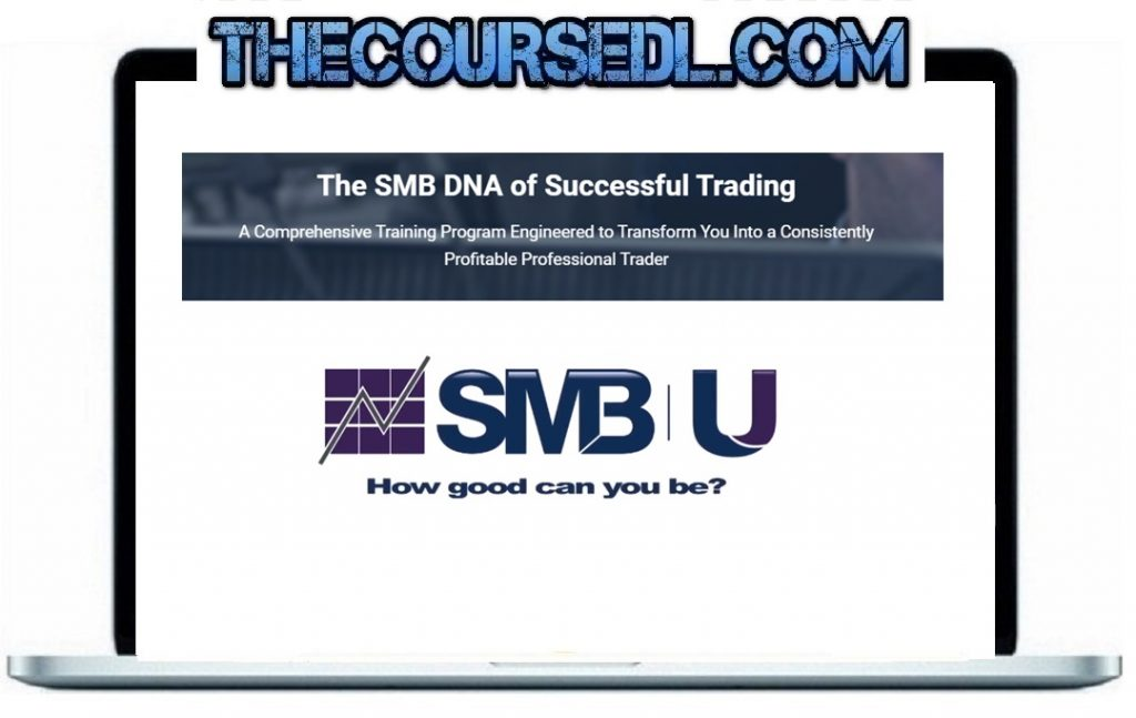 Smbtraining – The SMB DNA of Successful Trading