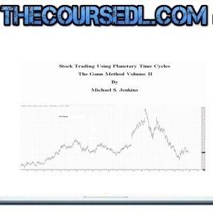 Stock Trading Using Planetary Cycles – The Gann Method Volume II
