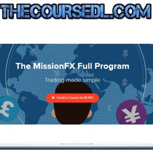 The MissionFX Full Program: Trading made simple