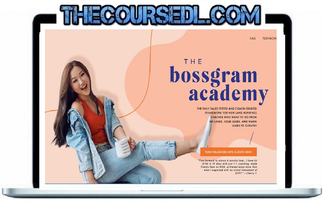 Vanessa Lau – The Bossgram Academy 3.0
